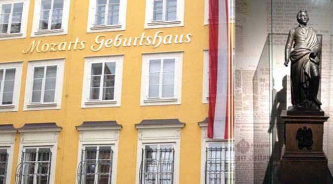 Salzburg –Mocartovo rodno mesto i grad klasične muzike