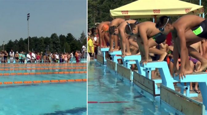 """IX Međunarodni plivački miting """"Bjelica kup"""" – Takmičari čak iz Kenije"""