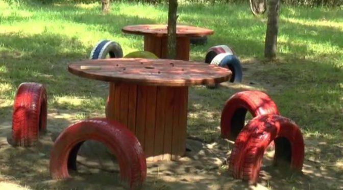 Akcije uređenja dečijih igrališta u Vrbasu