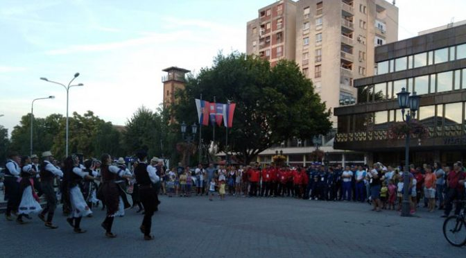 Vrbas poželeo dobrodošlicu mladim bokserima sa četiri kontinenta