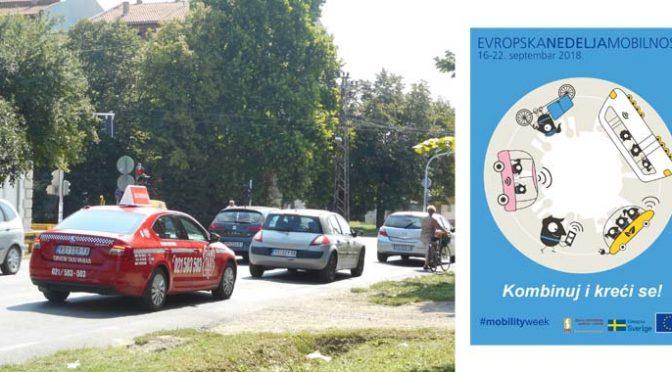 """I Vrbas sutra u """"Danu bez automobila"""" – Obeležava se """"Evropska nedelja mobilnosti"""""""