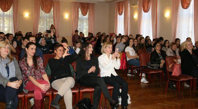 Učenici iz Italije gosti Vrbasa i Gimnazije (FOTO)