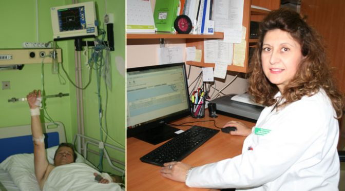 Najsavremeniji način lečenja ishemijskog moždanog udara u OBV