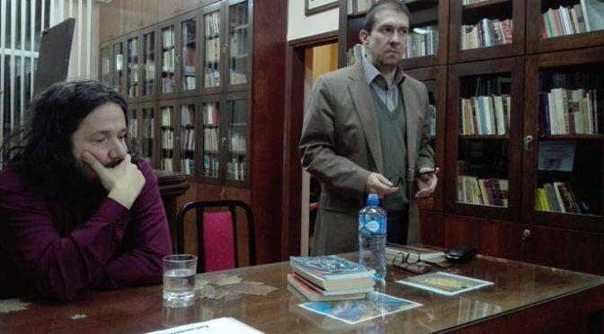 Književnik Muharem Bazdulj pred publikom Bačkog Dobrog Polja