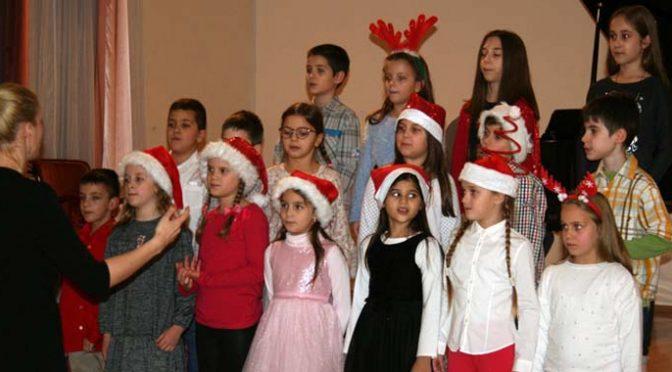 Koncert učenika Osnovne muzičke škole u Vrbasu