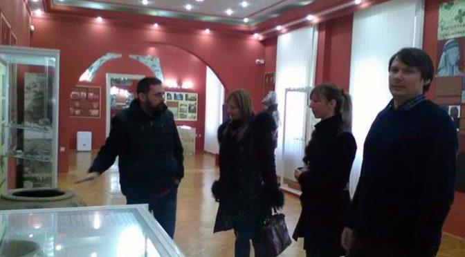 Predstavnici Gerontološkog centra u komšijskoj poseti Gradskom muzeju