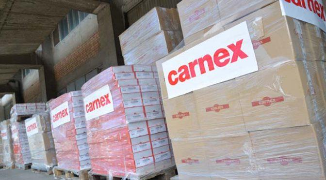 Carnex donirao još 7.6 tona proizvoda Banci hrane
