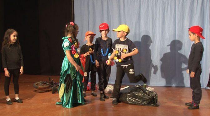 Pet predstava na Festivalu ekoloških predstava za decu u Vrbasu