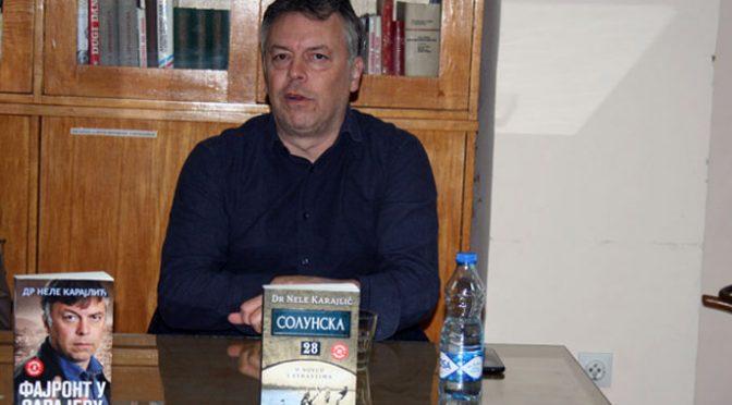 Dr Nele Karajlić gost vrbaske Biblioteke – Otvoreni razgovor sa čitaocima
