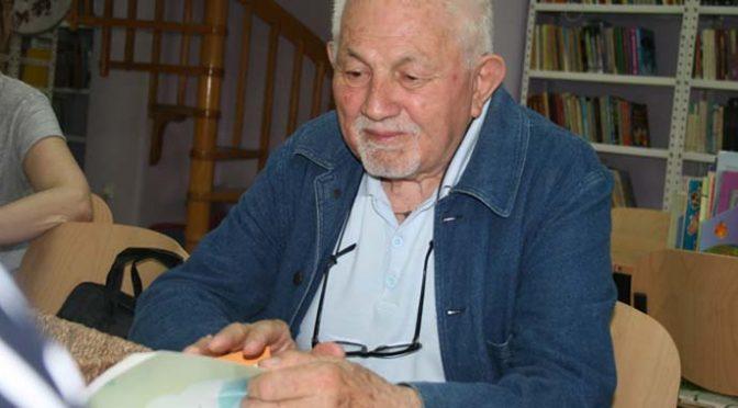 Književnik i akademik Milovan Danojlić bio gost vrbaske Biblioteke