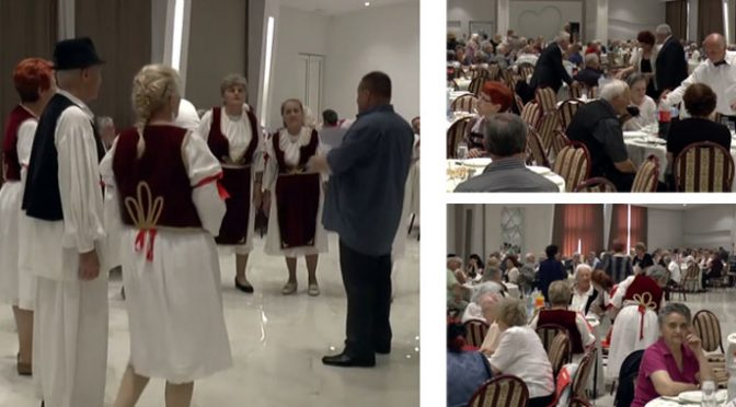 Opštinsko udruženje penzionera Vrbasa obeležilo 72. godišnjicu rada