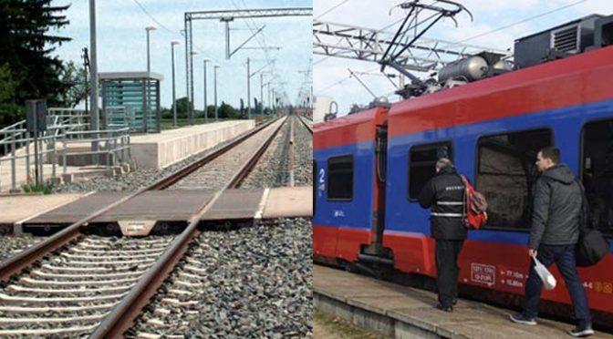 Brza pruga Novi Sad-Subotica podrazumeva novu stanicu i 1,6 km dug vijadukt u Vrbasu