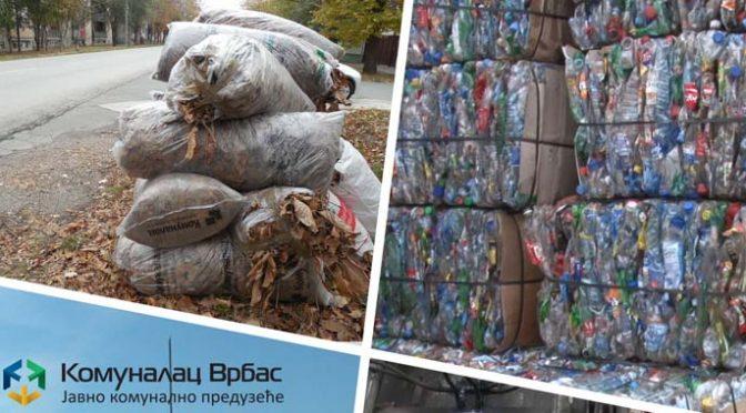 Druga ovogodišnja akcija odnošenja PET otpada u Vrbasu 29. februara