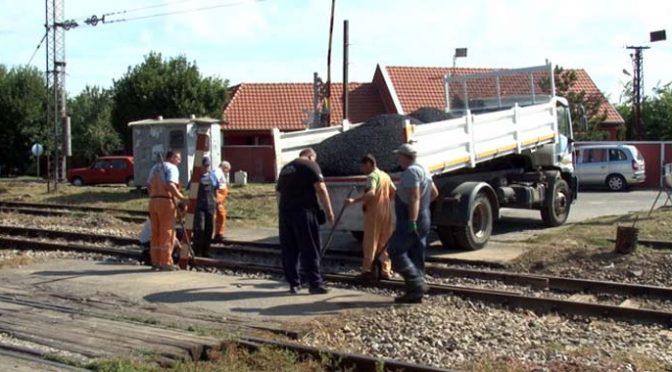Izvedena sanacija pružnog prelaza u ulici Rade Marjanca