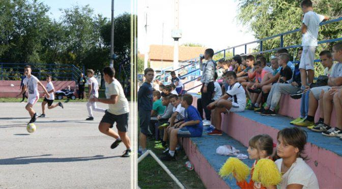 Deca uspešno organizovala turnir u malom fudbalu