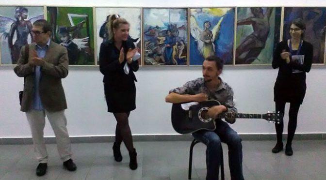 Otvorena izložba radova Milijane Radovanović u Likovnoj galeriji KC Vrbas