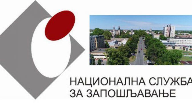 Nacionalna služba za zapošljavanje u Vrbasu privremeno preseljena