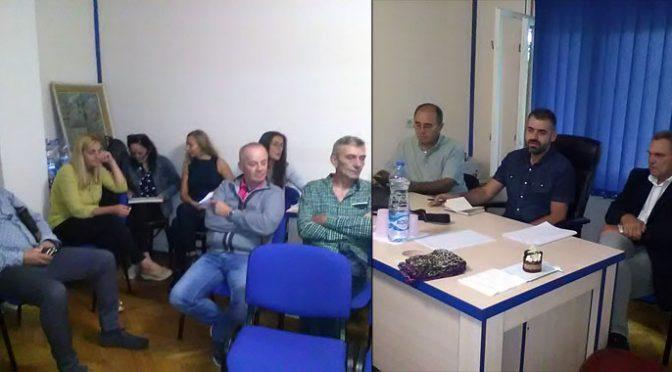 """Vrbas deo seminara """"Sindikalna škola"""" za članove Saveza samostalnih sindikata"""