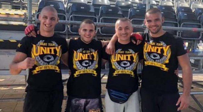 """Uspeh kluba """"Unity Fight Team"""" na MMA turniru u Beogradu"""