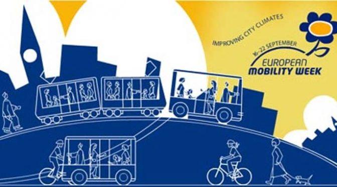 Vrbas deo Evropske nedelje mobilnosti od 16. do 20. septembra