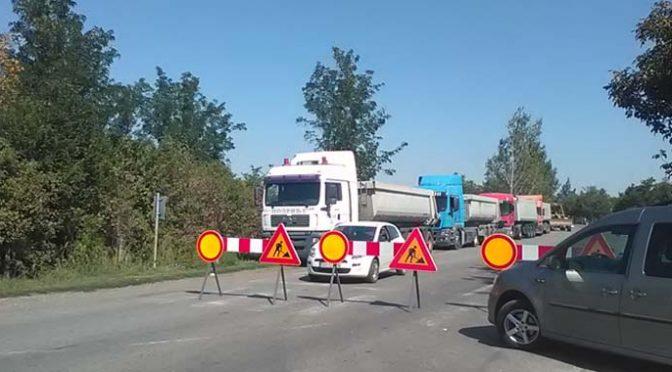 Deonicom puta Vrbas-Srbobran neće se saobraćati još dve nedelje