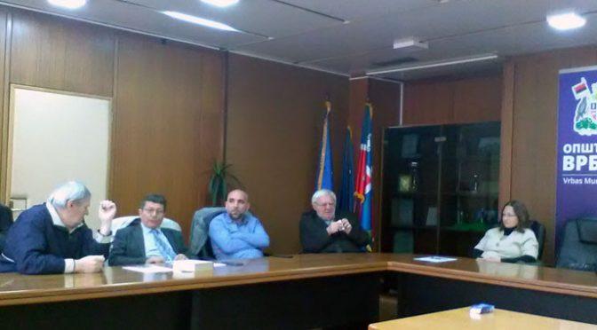 "Zasedao Organizacioni odbor za dodelu nagrade ""Sirmai Karolj"""