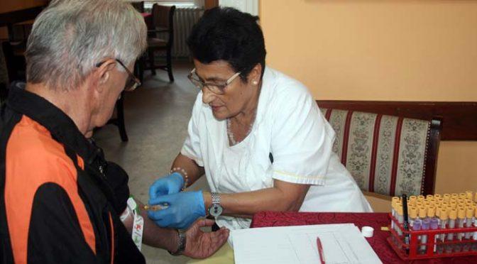 """""""Medlab"""" obavljao besplatnu analizu krvi za penzionere"""