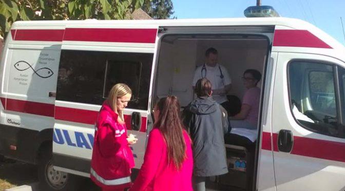 Rusko-srpska mobilna klinika narednih dana vrši preglede u svim mestima opštine