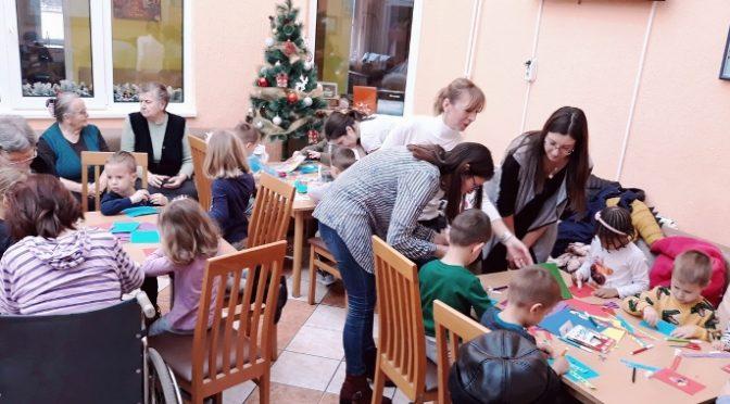 Kreativni susret generacija u Gerontološkom centru Vrbasa