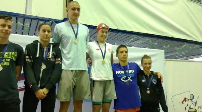 """PK """"Bjelica"""" Vrbas odličan na državnom prvenstvu za juniore"""