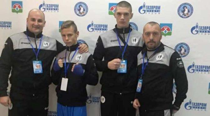 "Maestralan uspeh u dalekom Sibiru – Dve bronze za boksere ""Čarnoka"""