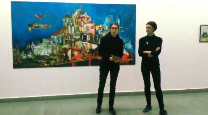 """U Galeriji otvorena izložba """"Apsolutno stvarno"""" Marine Milev iz Bora"""