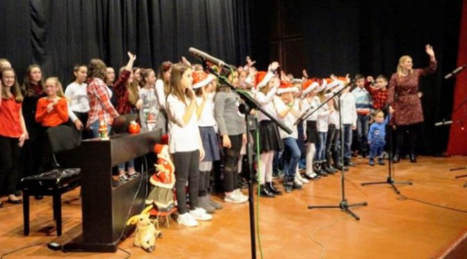 Upis u prvi i pripremni razred Osnovne muzičke škole Vrbas