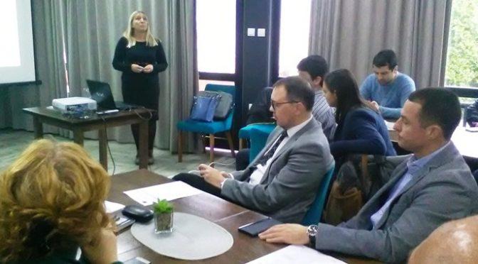 Održivost Prečistača otpadnih voda tema radionice održane u Vrbasu