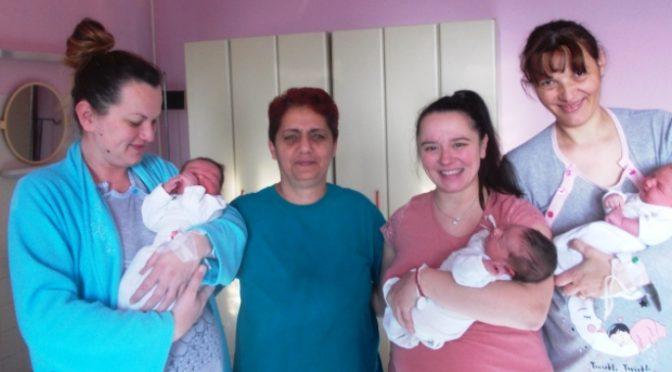 U Opštoj bolnici Vrbas rođene prve bebe u 2020. godini
