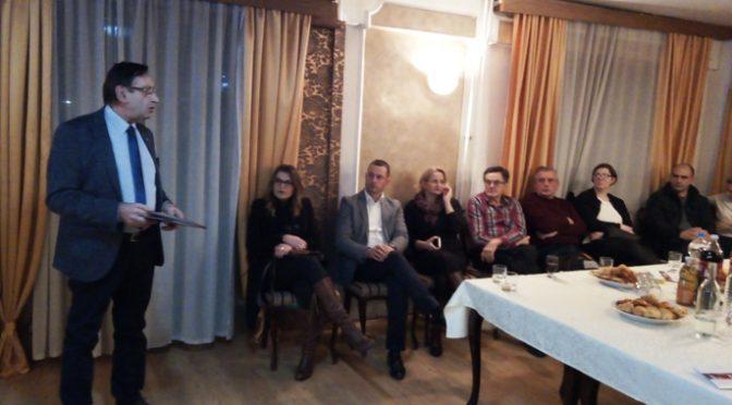 """Tradicionalni Novogodišnji susret u Srpsko-ruskom udruženju """"Rod"""""""