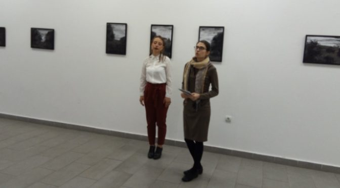 Pejzaži Angeline Vukosav iz Nevesinja pred vrbaskom likovnom publikom