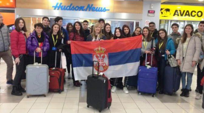 Vrbaska Gimnazija u projektu razmene učenika – Gosti vršnjaci iz Turske