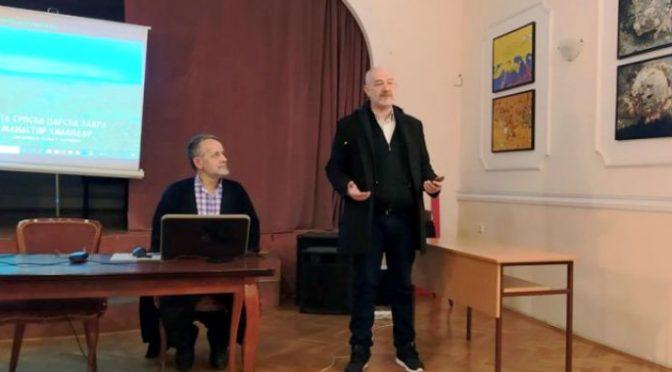 Rajko Karišić fotografijama dočarao Hilandar vrbaskoj publici