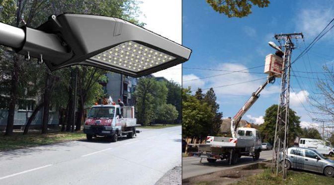 Počelarealizacijaprojekta zamene javne rasvete u Vrbasu