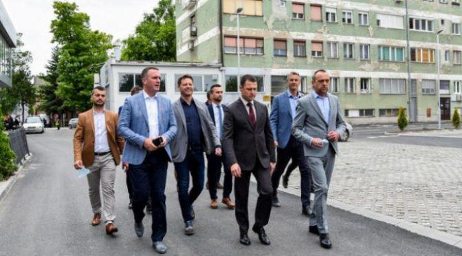 Potpredsednik Pokrajinske vlade Đorđe Milićević obišao opštinu Vrbas
