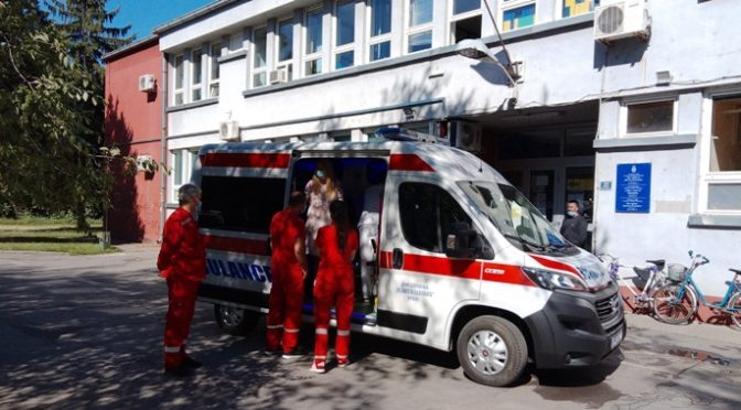 Novo sanitetsko vozilo vrbaskom Domu zdravlja