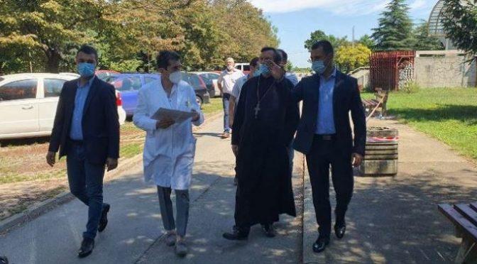 Misija Karitasa donirala OBV medicinsku opremu i sredstva