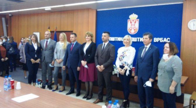 Obeležen Dan oslobođenja i Dan opštine Vrbas 20. oktobar