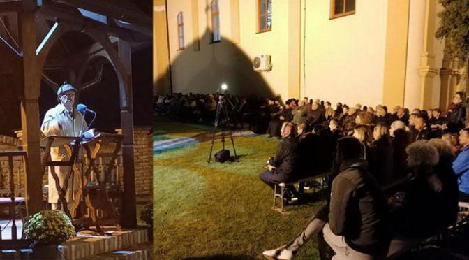 Poetsko veče Matije Bećkovića održano u Vrbasu