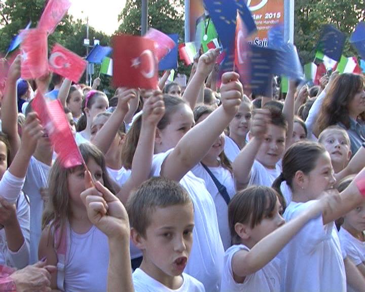 Srbija u ritmu Evrope