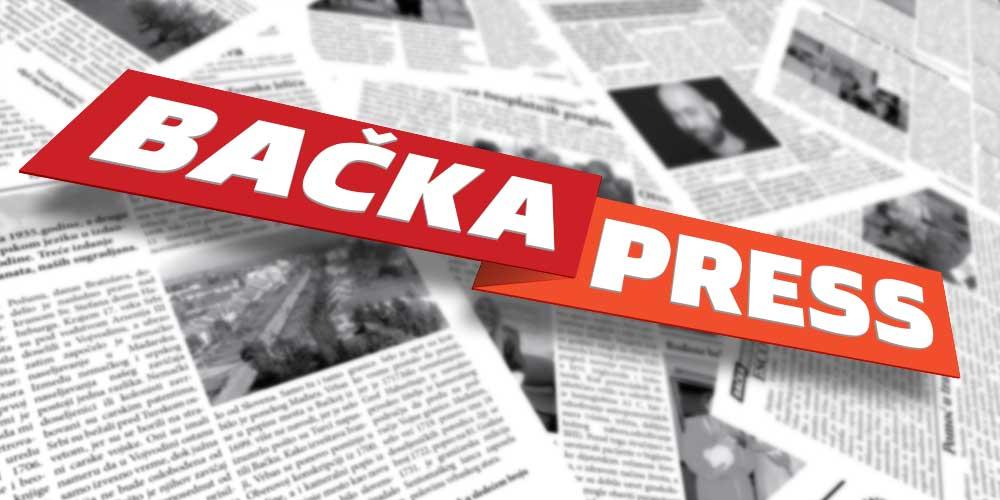 """Peti broj lista """"Bačka Press"""""""