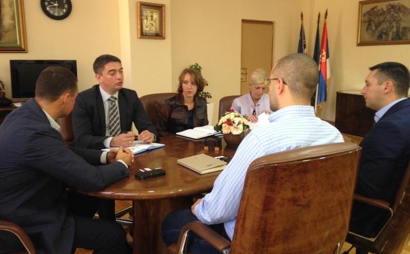 Intenziviranje odnosa između Razvojnog fonda Vojvodine i opštine Vrbas