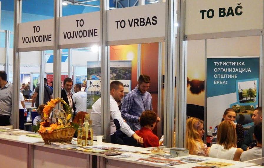 Turistička organizacija opštine Vrbas na Međunarodnom sajmu turizma