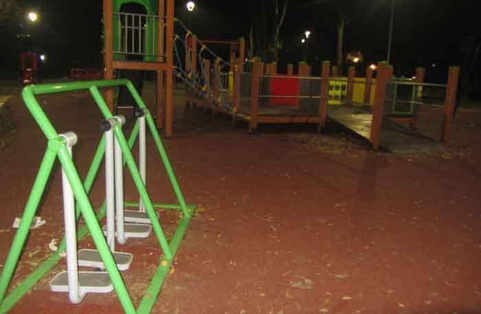 Vandali i na novom dečijem igralištu u Vrbasu
